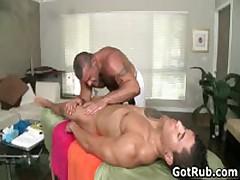Fine Dude Getting Superb Homo Massage 7 By GotRub