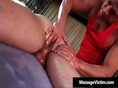 Dayton Gets His Amazingly Cute Gay Ass Fucked Hard 4 By MassageVictim