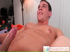 Dylan Getting Oiled And Prepped For Rubbing 6 By MassageVictim
