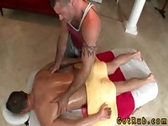 Manly Getting Hot Homosexual Rubbing 20 By GotRub