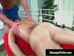 Kyle Gets His Ass Fucked Deep And Hard 3 By MassageVictim