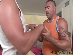 Fun Boy Getting Homo Rubbing 3 By GotRub