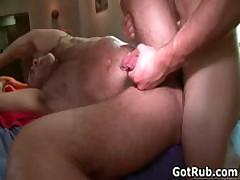 Rubbing Professional Getting His Unshaved Poopshute Banged 2 By GotRub