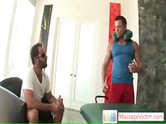 Dodge Wolf Getting His First Homo Rubbing 1 By MassageVictim