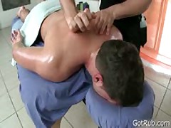 Bro Getting Rubbed And Vibrator Hammered 7 By GotRub