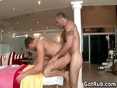 Smooth Booty Bro Getting Exciting Homosexual Rubbing 6 By GotRub