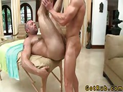 Gorgeous Getting His Ginormous Erection Sucked Off 17 By GotRub