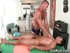 Rubbing Professional Getting His Fine Anus Banged By Buffed Buddy 2 By GotRub