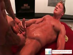 Blonde Attractive Gavin Water Getting Deep Anal Fucking Four By MassageVictim