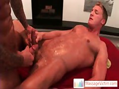 Blonde Attractive Gavin Water Getting Deep Anal Fucking Four By MassageVictim