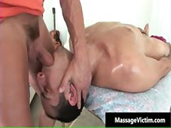 Leed'S Oily Massage Happy Ending Gay Clips 6 By MassageVictim