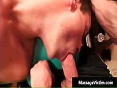 Oily Deep Anal Massage Gay Clips 5 By MassageVictim