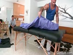 Dude Getting Rectum Pounded With Glass Dildo 1 By GotRub