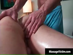Chase Gets His Amazingly Cute Gay Ass Fucked Deep 2 By MassageVictim