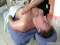 Guy Getting Rubbed And Vibrator Banged 6 By GotRub