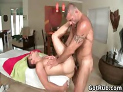 Rubbing Professional In Deep Butt Sex Wrecking Free Gay Sex Four By GotRub