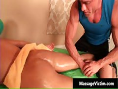 Oily Deep Anal Massage Gay Clips 3 By MassageVictim