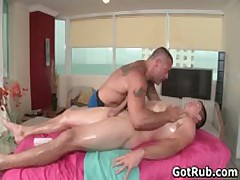 Buddy Getting Best Homo Rubbing Every 6 By GotRub