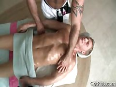 Tattooed Attractive Getting Deep Massage 5 By GotRub