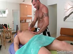 Buddy Getting Poopshute Banged With Glass Vibrator 5 By GotRub