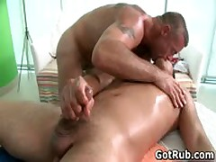 Two Exciting Studs In Foxy Queer Rubbing Action 5 By GotRub