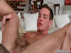 Hunky Bro Getting Stinker Rimmed 6 By GotRub
