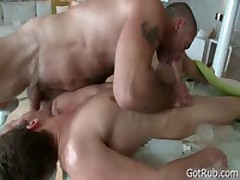 Deep Butt Sex Penetrating Rubbing 7 By GotRub