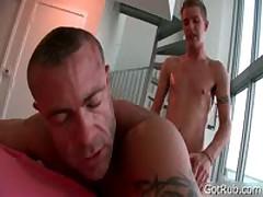 Blonde Hotty Getting Intense Rubbing 1 By GotRub
