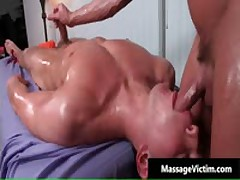Dylan Gets His Anus Oiled And Fucked By Fat Cock 6 By MassageVictim
