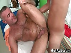 Two Aroused Studs In Hot Babe Queer Rubbing Action 8 By GotRub