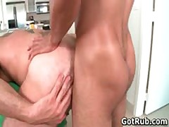 Rubbing Professional Getting His Fine Asshole Hammered By Ripped Bro 6 By GotRub