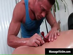 Dylan Gets His Anus Oiled And Fucked By Fat Cock 3 By MassageVictim