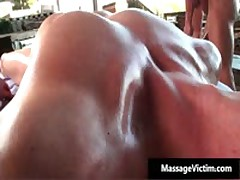 Dayton Gets His Amazingly Cute Gay Ass Fucked Hard 7 By MassageVictim