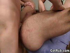 Exciting Beast With Tattoos Getting His Hardon Sucked Off 8 By GotRub