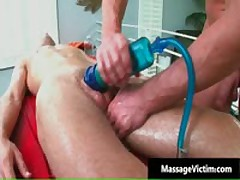 Kyle Gets His Ass Fucked Deep And Hard 5 By MassageVictim