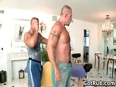 Fine Bro Getting Aroused Homosexual Rubbing 1 By GotRub