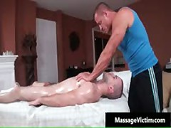 Corey Gets His Amazingly Cute Gay Ass Fucked Hard 4 By MassageVictim