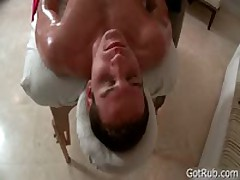 Hunky Buddy Gets Pooper Rimmed 3 By GotRub