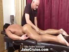 Mike Anders Massaged