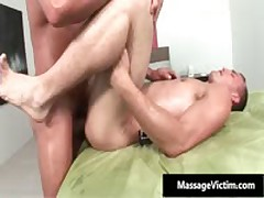 Alex Gets His Oily Tight Asshole Fucked Deep And Hard 6 By MassageVictim