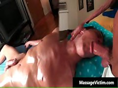 Brice Gets His Cute Ass Gay Massaged 6 By MassageVictim