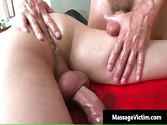 Dude Gets Super Hot Gay Massage And Gets A Hardon 4 By MassageVictim