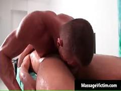 Horny Free Gay Massage Porn 4 By MassageVictim