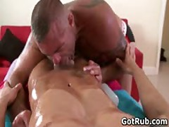 Dude Gets Very Deep Anal Penetration 3 By GotRub