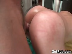 Lucky Guy Gets Ass Oiled And Fucked Deep And Hard 7 By GotRub