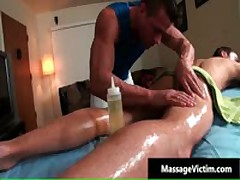 Brice Gets His Cute Ass Gay Massaged 2 By MassageVictim