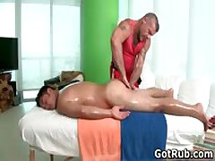 Two Amazing Hunks In Sexy Gay Massage Action 2 By GotRub