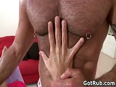 Dude Gets Very Deep Anal Penetration 2 By GotRub