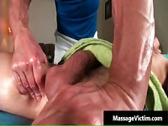 Brice Gets His Cute Ass Gay Massaged 4 By MassageVictim
