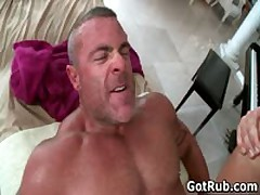 Tyler Gets His Nice Balls Gay Massaged And Rubbed 6 By GotRub